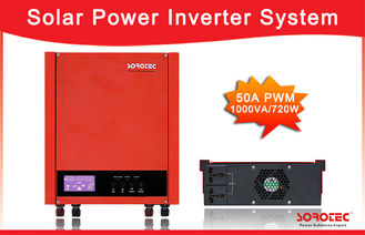 China Home Use 220/230/240VAC Solar Power Inverters with Overload Production Function factory