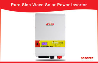 1-6kW Solar Power Inverters with 60A MPPT Solar Charge Controller for Home Use