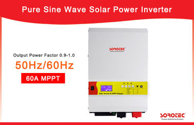 China Low Frequency 230VAC Solar Power Inverters 50/60Hz with Remote Control Function supplier