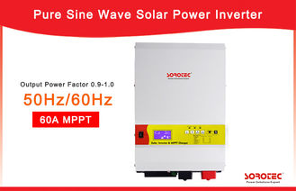 Low Frequency 230VAC Solar Power Inverters 50/60Hz with Remote Control Function
