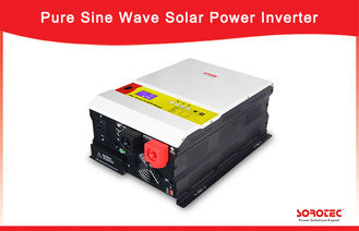 China 4kW Solar Power Inverters 24/48V with Overload Protection for Household Appliances supplier