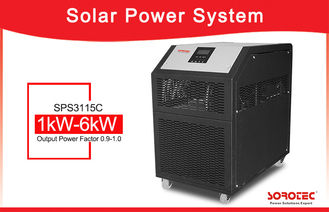 China Low Frequency 3kW 230VAC Solar Power Inverter With 60A MPPT Solar Charge Controller supplier