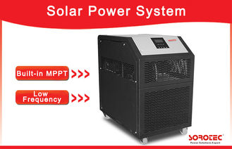 China 230VAC 3kW Off Grid Solar Power Systems ,  48V Solar Power Inverter Built-in Battery / Transformer supplier