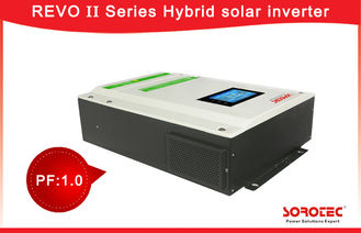 China 120 - 450VDC Series Hybrid Solar Inverter 3000W 3200W 5500W Wide PV Input Range supplier
