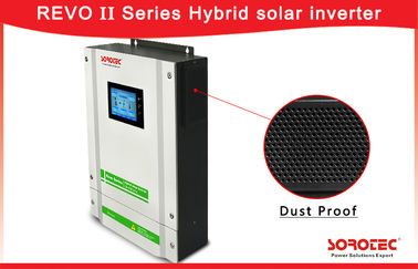 China Saving Energy Hybrid Solar Inverter Max PV Array Power 5000W Nominal Output Current 15A supplier