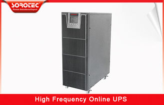 China High Flexible Extendable 1KVA - 20KVA High Frequency Online UPS supplier