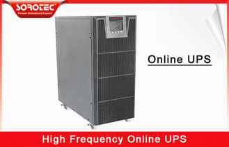 China 10kVA 9kw High Frequency Prue Sine Wave Inverter Single Phase for Bank Station and Network supplier