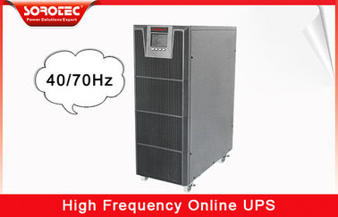 China Power Factor 0.9 Data Center UPS Uninterrupted Power Supply Battery Backup 10kva 9kw supplier