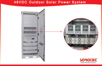 China High Efficiency 48V DC 1 Phase off grid solar power System for Telecom,Remote Monitoring System Interface supplier