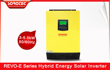 China Solar Power Hybrid Pure Sine Wave Inverter 3KW With Wide Input Range 120-450VDC supplier