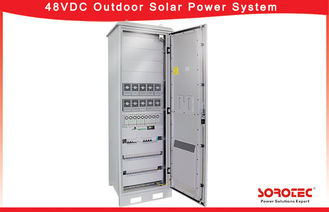 China 48VDC Solar DC Power System Built-in  MPPT Solar Charge Controller with control monitoring supplier