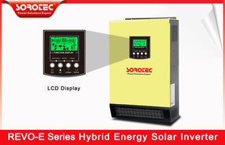 China 3KW-5.5KW Output Power Hybrid Energy Storage Inverters 50/60Hz For Household supplier