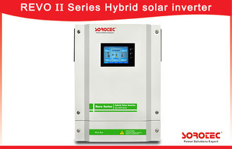5000W Hybrid Solar Inverters With Language And Time Setting For House Application