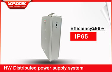 China The latest 2019 5G Communications equipment integral DC 20AH 1KW with Battery pack supplier