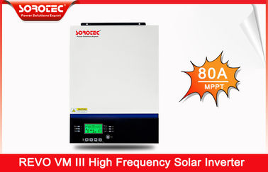 House Hybrid Solar Inverter REVO VM III LCD Control Module User - Friendly LCD Operation