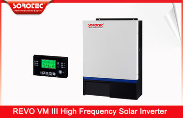 2020 NEWEST REVO VM III solar hybrid system with hybrid pure sine wave inverter