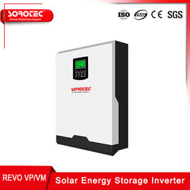 Solar Energy Storage Inverter revo vp/vm series Built-in MPPT/PWM Solar Controller