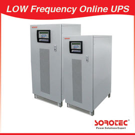 30KVA 24KW High Reliability Low Frequency 3 Phase Online UPS for Data Center