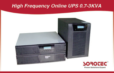 China Online UPS uninterruptible power supply rack mountable HP9117C 1-3KVA Output Power Factor 0.9 supplier