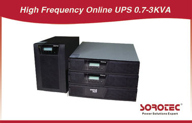 China High Reliability Online Rack Mount Ups Power Supply High Frequency 0.7 - 3kva supplier