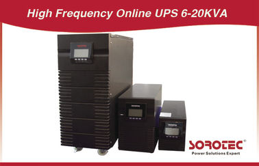 China 1ph in / out 60Hz 2A 110V UPS HP9116B Series 6KVA / 4800W, 10KVA / 8000W factory