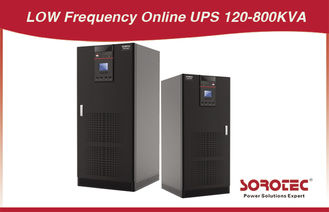 China Dual Conversion 120 - 800KVA Low Frequency Online UPS / Uninterrupted Power Supply 50/60HZ factory
