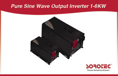 China DC To AC Inverter /  Pure Sine Wave Solar Power Inverter For Home supplier