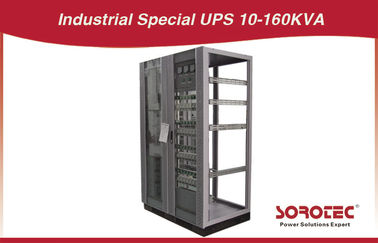 Single Phase 6KVA Industrial Grade UPS with Steady State Load