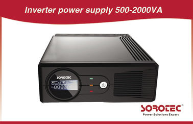 China LCD 240VAC 24VDC UPS Power Inverter IG3110C 500VA / 300W, 1000VA / 600W for office supplier