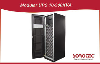 China Smart Rack Mount UPS High Frequency Online Modular UPS 10 - 300KVA factory