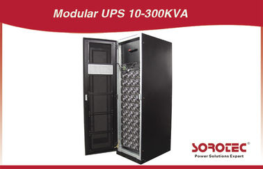 China Smart Rack Mount UPS High Frequency Online Modular UPS 10 - 300KVA supplier