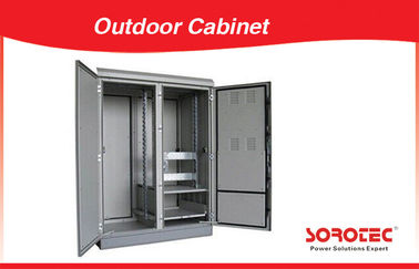 China Integration Outdoor Battery Cabinet Telecom Base Station Mini-shelter supplier