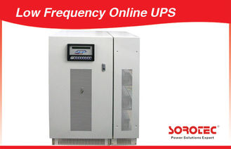 High Power Low Frequency Online UPS IP20 DSP Control For Industrial