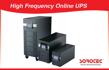 China Pure Sine Wave High Frequency online UPS, Uninterrupted Power Supply 3KVA / 2700W, RS232 factory
