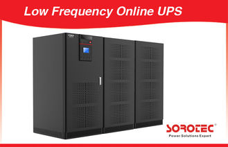 China Output Power Factor 0.9 Low Frequency Online UPS  Series 120 - 800KVA 3Ph in / out supplier
