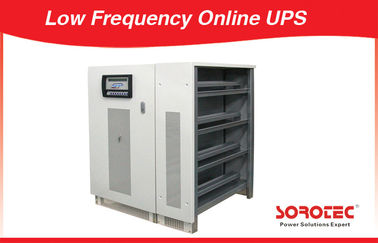 China Low Frequency Online UPS with Touch Screen Function 10-200KVA supplier