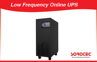 LCD display   Low Frequency Online  Data Center UPS 50/60Hz 220V  8KW / 12KW