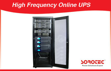 China Rack Mounted High Frequency Pure Sine Online UPS  6KVA/4.2KW/240VDC supplier