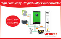 China Mppt 60A 3 Phase Inverters Home Solar Energy Inverter Pure Sine Wave distributor