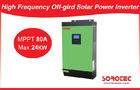 Mppt 60A Solar Charge Controller Off Grid 4000W Pure Sine Inverter