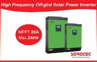 China 1KVA / 800W PWM 40A Solar Panel Inverter for Home Appliances factory