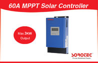China IP 31 LCD Display 800W MPPT Solar Charge Controller for Lead Acid Batteries factory