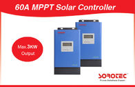 China Solar energy System 800W / 3200W MPPT Solar Charger Controller 60 - 115VDC factory