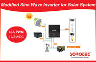 Modified Sine Wave Off Grid Solar Power Systems 1000 - 2000VA 2Kw , CE ROHS ISO9000