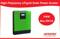 China 1-5kVA  Pure Sine Wave Solar Power Inverters with 50A PWM Solar Charger factory