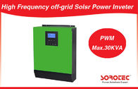 China Off Grid Back up and Hybrid Solar Power Inverters for PV Panel , 5Kva 4000W 230Vac factory