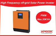 China 3Kva Transformerless Solar Power Inverters with 50A Pwm Solar Charger factory