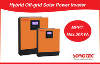 China 1KVA High Frequency Pure Sine Wave DC / AC Solar Power Inverters with MPPT / PWM factory