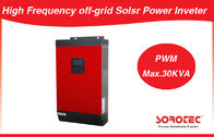 China 3KVA 2400W 24VDC Long Time Back up MPPT Solar Power Inverter with AC / PV Input Priority company