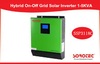 China CE ROHS Approval Pure Sine Wave Solar Power Inverters with 50A PWM Solar Charger factory